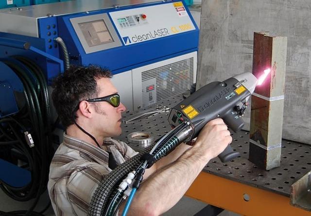 Лазер для удаления ржавчины: виды установок и принцип работы