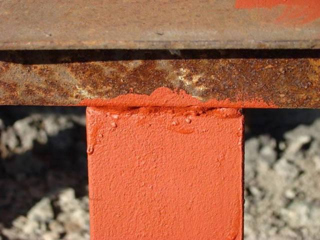 Обработка металла от ржавчины перед покраской: основные методы