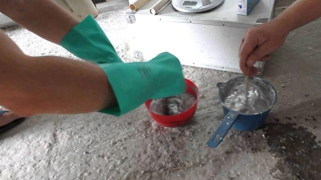Чем развести серебрянку для покраски металла и как применять?
