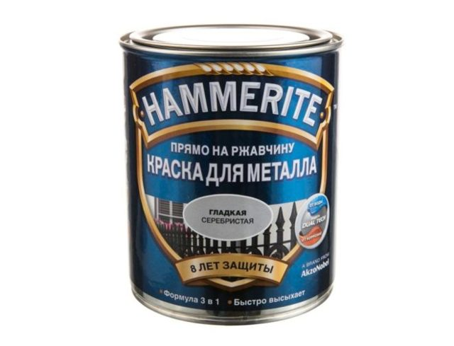 Краска Хаммерайт: преимущества и характеристики
