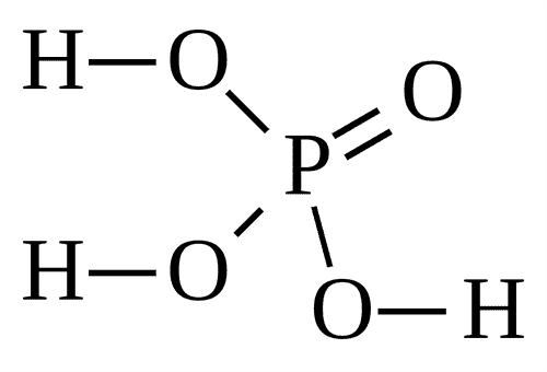 Ортофосфорная кислота от ржавчины - особенности применения