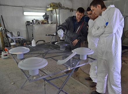 Оборудование для хромирования и технологии металлизации