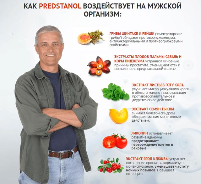 predstanol (Предстанол) — инструкция по применению, цены, отзывы, аналоги