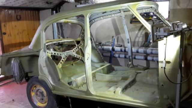 Кислотный грунт для авто, когда применять, как наносить
