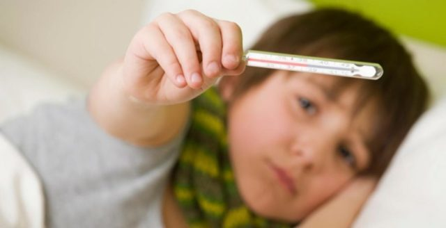 Герпесная ангина у детей — симптомы и лечение, фото, как передается, инкубационный период