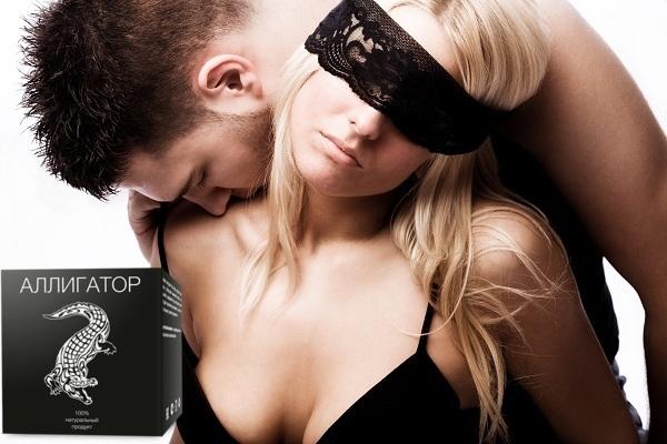Аллигатор — средство для повышения потенции у мужчин — инструкция, развод, цены, реальные отзывы