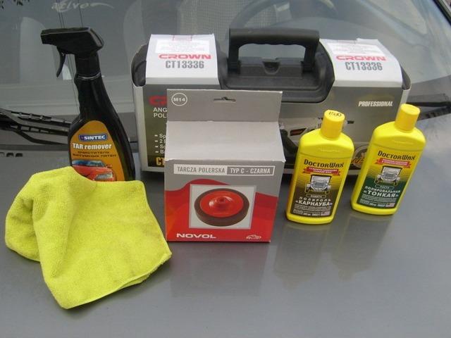 Защитная полировка кузова автомобиля своими руками. Техника и советы по проведению работ.
