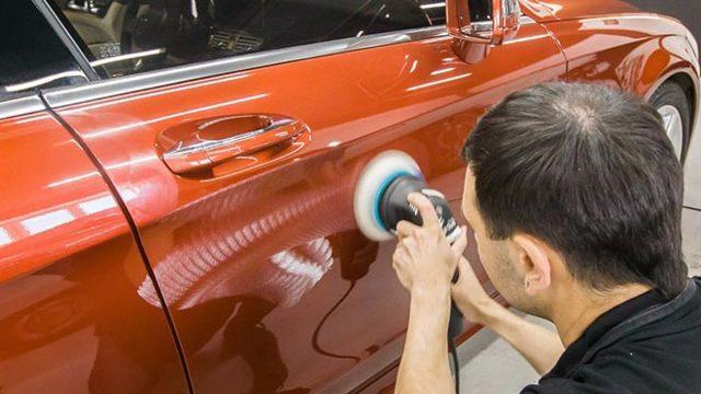 Покраска дверей автомобиля своими руками. Технология проведения работ и подбор материалов.