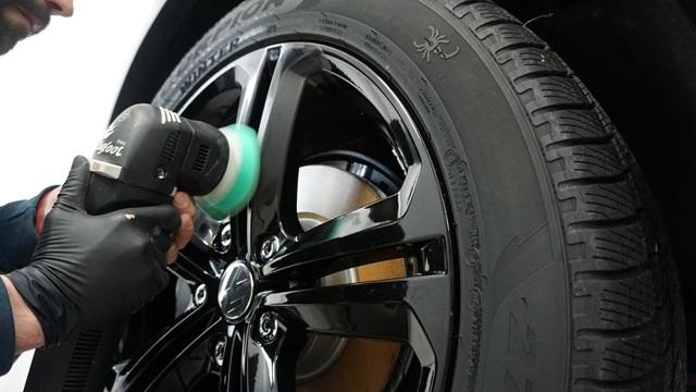 Полировка литых дисков автомобиля - методика и технология проведения работ