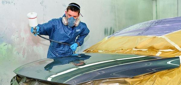 Инструкция по подготовке и нанесению лака на кузов автомобиля.