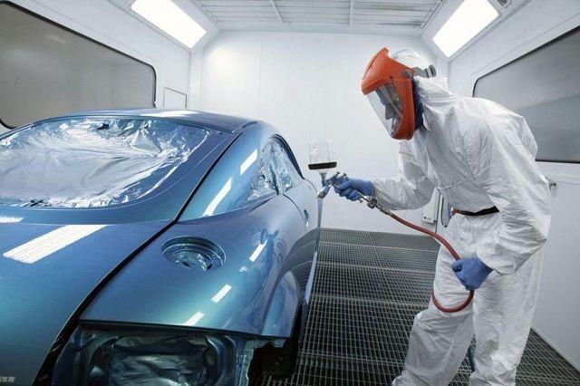Покраска авто ксераликом своими руками. Технология и особенности проведения работ.