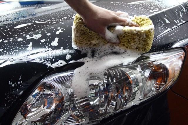 Сколько сохнет авто после покраски? Когда можно приступать к мойке?