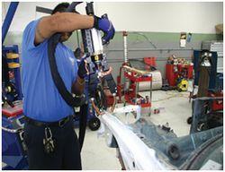 Споттер для кузовного ремонта авто. Виды, обзор и методика работы инструмента.